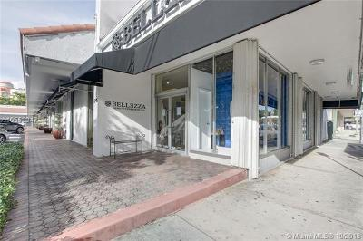 South Miami Commercial For Sale: 5738 Sunset Dr