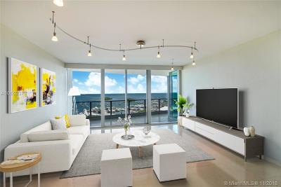 Miami FL Condo For Sale: $2,720,000