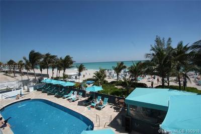 Sunny Isles Beach Condo For Sale: 18683 Collins Ave #505