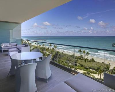 Bal Harbour Condo For Sale: 10203 Collins Av #803NE