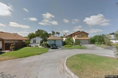 Miami FL Single Family Home For Sale: $349,000