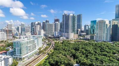 Le Parc At Brickell Condo For Sale: 1600 SW 1st Avenue #TH-7
