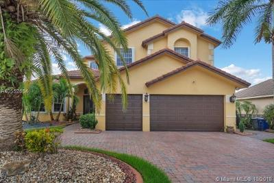 Miramar Single Family Home For Sale: 3240 SW 190th Ave