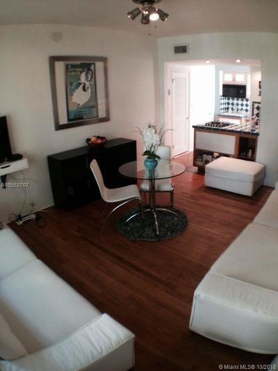 Miami Beach Condo For Sale: 721 14th Pl #18