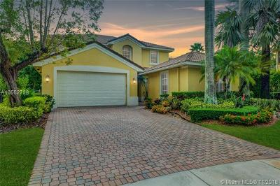 Weston Single Family Home For Sale: 2019 Harbor View Cir