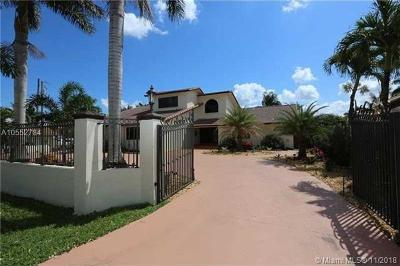Miami Single Family Home For Sale: 2001 SW 139 Ave