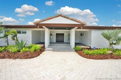 Coral Gables Single Family Home For Sale: 4706 Granada Blvd