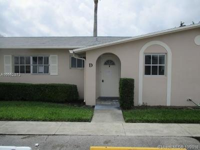 West Palm Beach FL Condo For Sale: $62,900