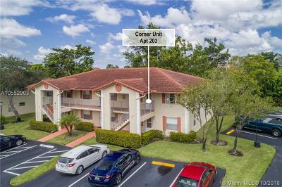 Margate Condo For Sale: 3061 Holiday Springs Blvd #203