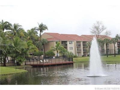Coral Springs Condo For Sale: 9250 W Atlantic Blvd #935