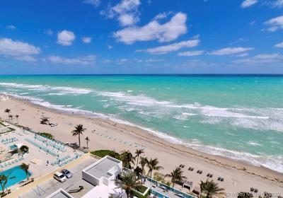 Hollywood Condo For Sale: 2711 S Ocean Dr #1203