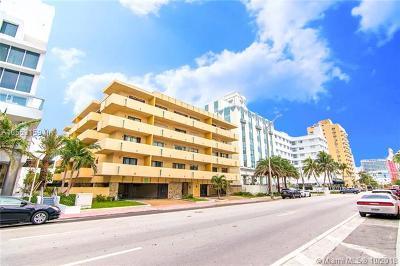 Miami Beach Condo For Sale: 2924 Collins Ave #402