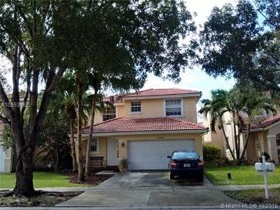 Miramar Single Family Home For Sale: 15290 SW 46th Ct