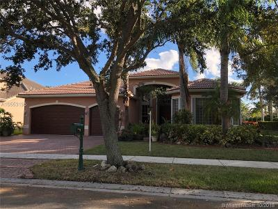 Miramar Single Family Home For Sale: 19360 SW 39th Ct
