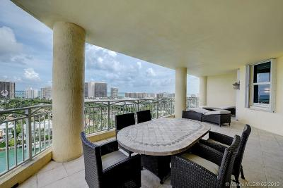 Bay Harbor Islands Condo For Sale: 9751 E Bay Harbor Dr #PHNA