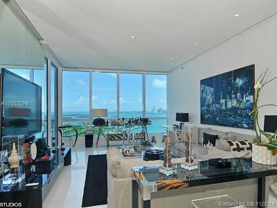 Miami Beach Condo For Sale: 100 S Pointe Dr #3502