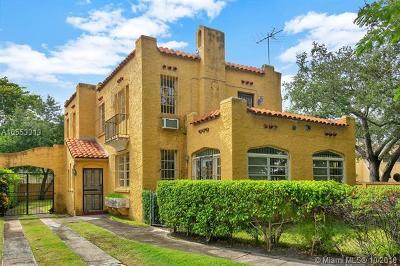 Single Family Home For Sale: 520 NE 59th St