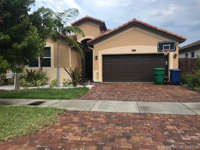 Homestead Single Family Home For Sale: 25251 SW 118th Ct