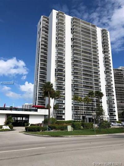 Aventura Condo For Sale: 3675 N Country Club Dr #809