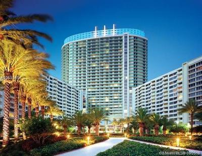 Miami Beach Condo For Sale: 1500 Bay Rd #430S