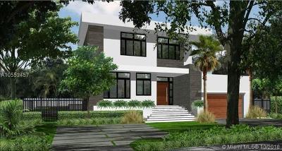 Miami Beach Single Family Home For Sale: 4465 Alton Rd