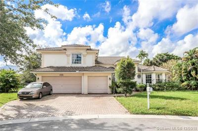 Coral Springs Single Family Home For Sale: 5008 NW 57th Way