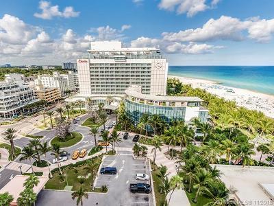 Miami Beach Condo For Sale: 2899 Collins Ave #1529