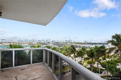 Miami Beach Condo For Sale: 400 Alton Rd #502