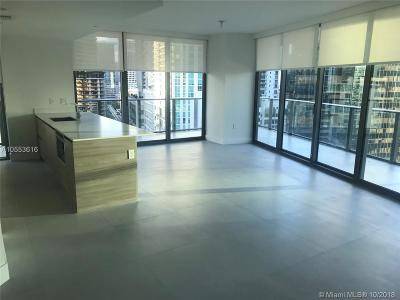 Sls Brickell Residences, Sls, Sls Brickell, Sls Brickell Condo Rental For Rent: 1300 S Miami Ave #1201