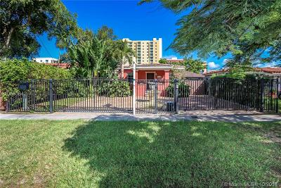 Miami Single Family Home Active With Contract: 3451 SW 23rd St
