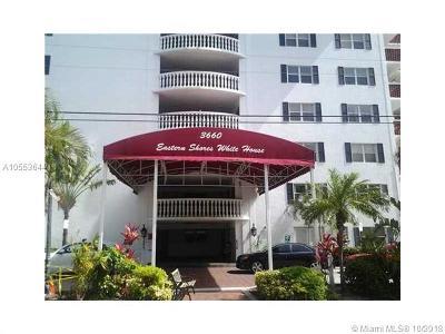 North Miami Beach Condo For Sale: 3660 NE 166th St #816