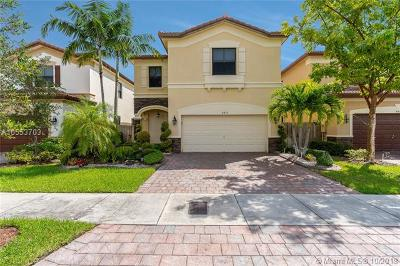Doral Single Family Home For Sale: 8875 NW 100th Pl