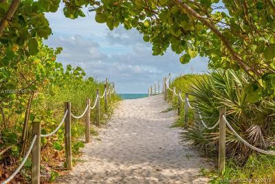 Miami Beach Condo For Sale: 1446 Ocean Dr #36