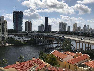 Aventura Condo For Sale: 19355 Turnberry Way #9H