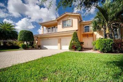 Coral Springs Single Family Home For Sale: 4848 NW 124th Way