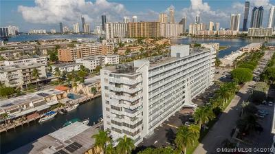 North Miami Beach Condo For Sale: 3703 NE 166th St #602 & 60