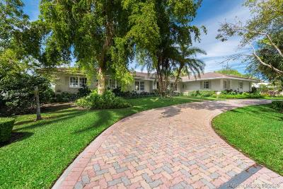 Coral Gables Single Family Home For Sale: 610 Marquesa Dr