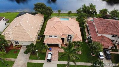 Pembroke Pines Single Family Home For Sale: 881 SW 172nd Ter