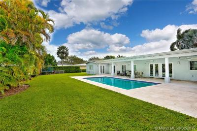 Miami Single Family Home For Sale: 5527 SW 87 St
