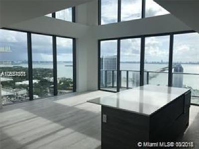 Miami Condo For Sale: 3401 NE 1ave #PH10