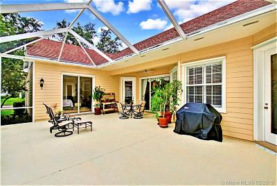 Jupiter Single Family Home For Sale: 303 Sweet Bay Circle