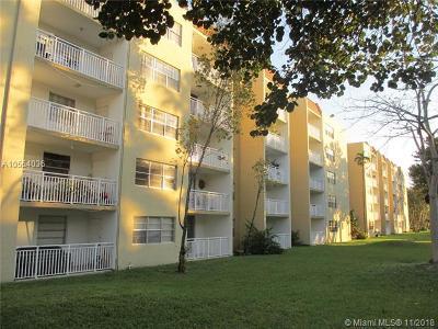 Hialeah Condo For Sale: 6930 Miami Gardens Dr #1-505