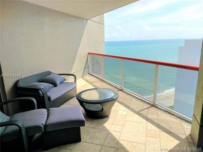 Miami Beach Condo For Sale: 6767 Collins Ave #1908