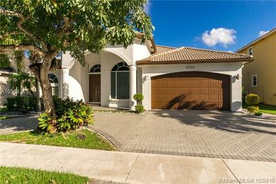Coral Springs Single Family Home For Sale: 12309 NW 26 Street