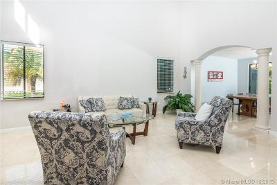 Cutler Bay Single Family Home For Sale: 7427 SW 189 Terrace