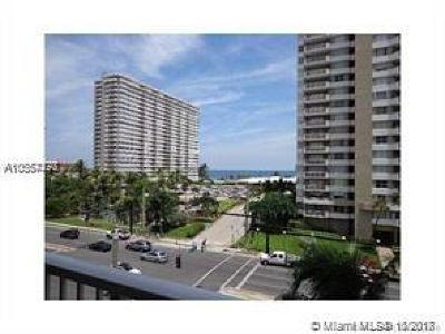 Condo For Sale: 1985 S Ocean Dr #4P