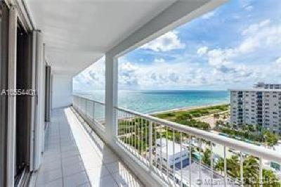 Surfside Condo For Sale: 9341 Collins Ave #1105