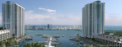 North Miami Beach Condo For Sale: 17301 Biscayne Blvd #908