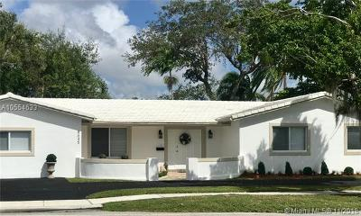 Miami Single Family Home For Sale: 8645 SW 48th St