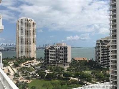 Miami Condo For Sale: 801 Brickell Key Blvd #1703